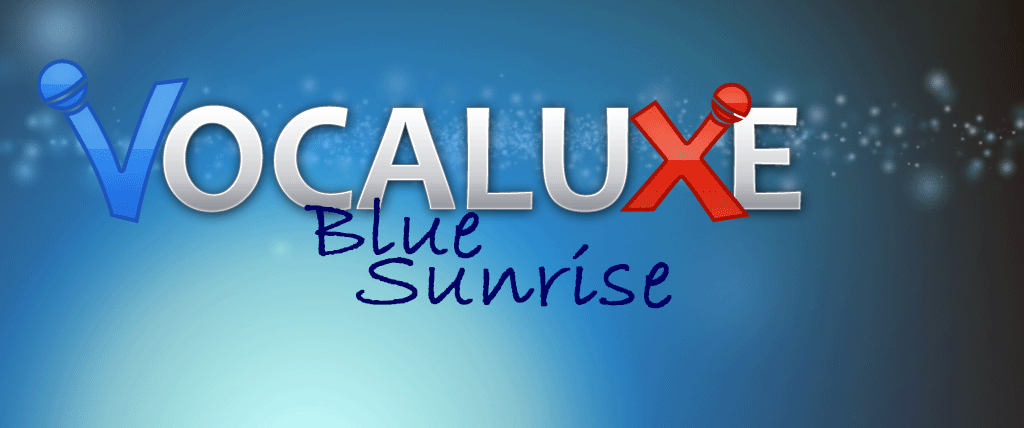 Release of Vocaluxe (Blue Sunrise)